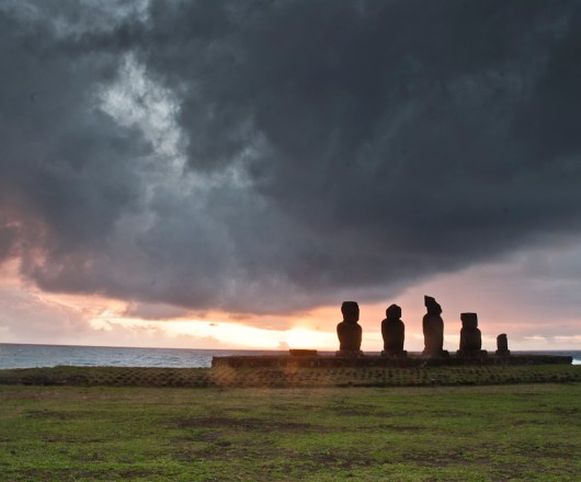 Rapa Nui Landscapes, la isla serena.