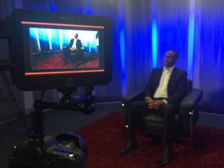 Shooting with AE - Interview with Steven Mbogo