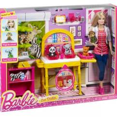 Barbie Kitchen Playset Contemporary Design Home - Selwyn Segal Gift Shop