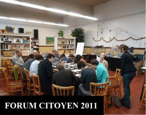 Forum citoyen 2011