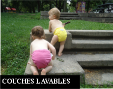 Subventions couches lavables