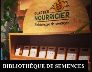 Bibliothèque de semences