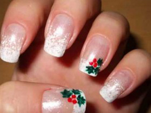 Nail Art Originaux Pour Noël