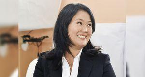 KEIKO FUJIMORI De 46 años, la hija del dictador Alberto Fujimori ha venido repuntando en la intención de voto en las últimas semanas.