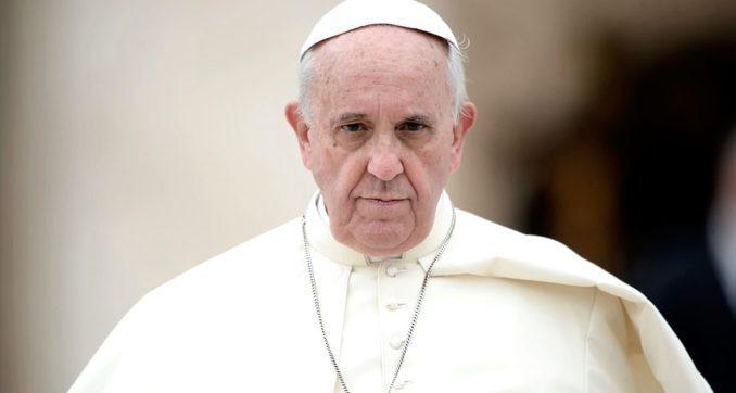 """El papa Francisco desmintió los rumores: """"Ni se me pasó por la cabeza renunciar"""""""