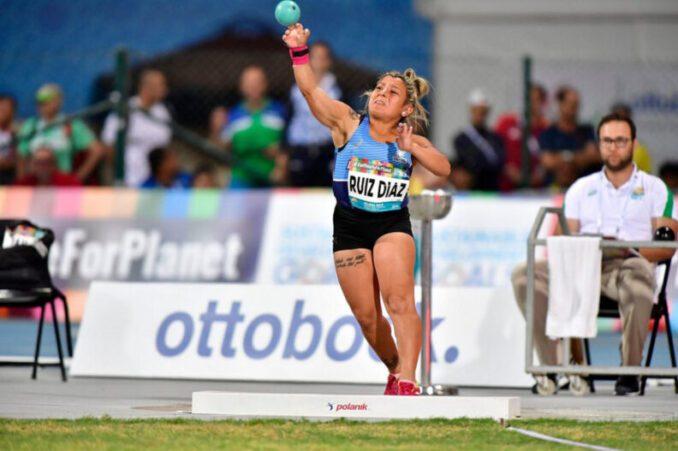 La historia de Ruiz Díaz, la primera medallista argentina en los Paralímpicos de Tokio