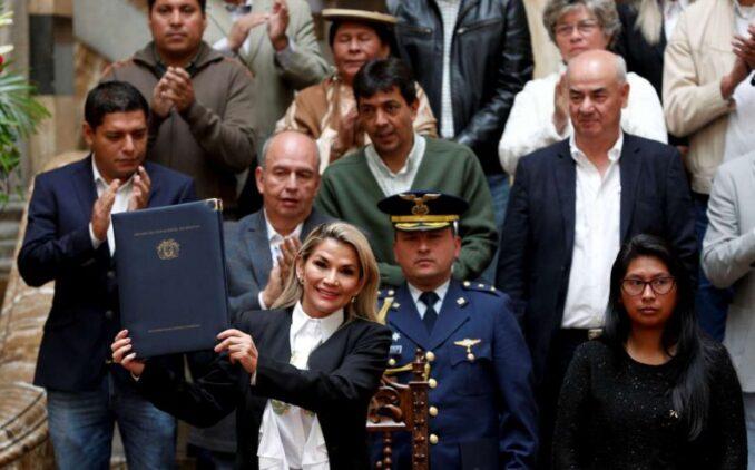 """Intento de suicidio de la ex presidente de Bolivia Jeanine Añez, """"Ya no quiero vivir"""""""