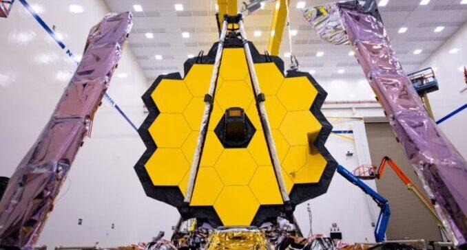 Finalmente la nueva era espacial comienza junto con James Webb
