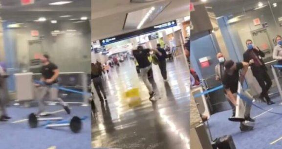 Violento en Miami
