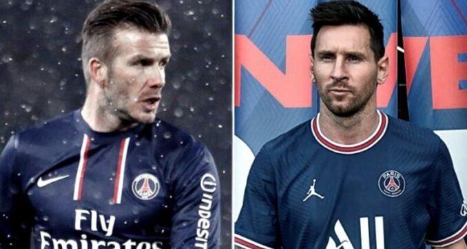 Beckham insiste con la idea de que Messi se una al Inter de Miami