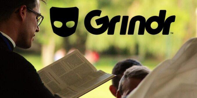 Aumenta el número de sacerdotes que usan Grindr; app de citas gay