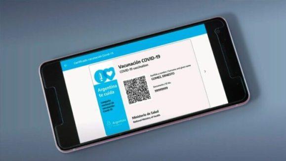 Credencial Mi Argentina: Funcionará como pasaporte sanitario internacional