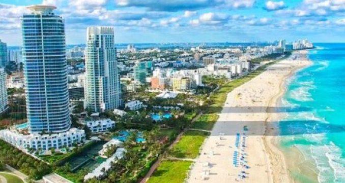Miami es la ciudad más buscada para mudarse, de qué estados vienen más?