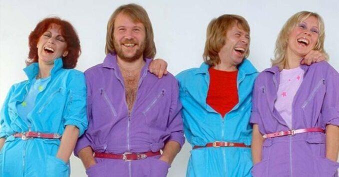 ABBA se lanza a una nueva aventura musical 40 años después