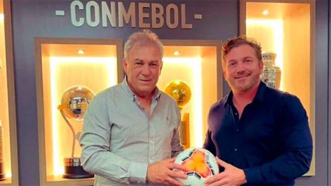 Conmebol: Nery Pumpido ocupará el lugar que dejó Gonzalo Belloso