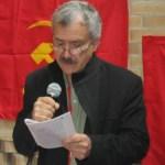 Caycedo en  Congreso del PCF