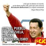 Falleció este martes el presidente venezolano Hugo Chávez