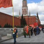 22 de abril: aniversario de Lenin en Moscú