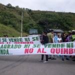 Desplazados por el Quimbo siguen en lucha y recuperan tierras