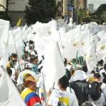 La paz que necesita Colombia es producto de la justicia social