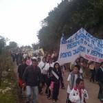 Campesinos del Sumapaz se mantienen en pie de lucha