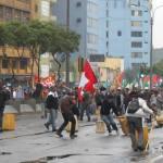 Perú: Jornada Nacional de Lucha contra el gobierno de Ollanta Humala
