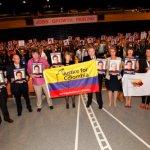Congreso Sindical de Gran Bretaña aprueba llamado por la liberación del preso político colombiano, Huber Ballesteros
