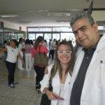 Profesionales de la salud se movilizaron en Ibagué, Tolima