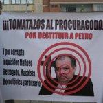 """""""La oposición en Colombia solo tiene cabida en las cárceles y en el cementerio"""""""