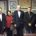 Desde Irlanda del Norte: McGuinness en Bogotá