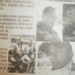 Policía arremete violentamente contra ambientalistas jóvenes de Cajamarca, Tolima