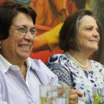 Con Clara López y Aída Avella, Colombia por buen camino
