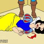 Violencia contra las mujeres no es cuento