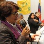 Asamblea upeísta en Soacha
