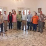 Delegación británica-irlandesa de alto nivel en Colombia