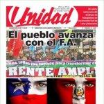 Unidad, vocero del Partido Comunista Peruano