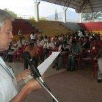 Desde sur del Tolima: Paz con justicia social