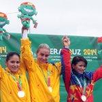 En marcha juegos de Veracruz