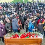 Euskal Herria: Último adiós civil a Iosu Uribetxebarria