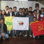 """""""Forjamos la generación de la paz"""""""