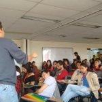 Estudiantes contra el Plan Nacional de Desarrollo