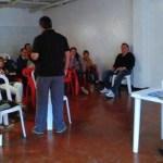 Desplazados del sindicato agrario del Meta se reunieron en Bogotá