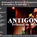 Sábado 20 de junio en Bogotá: Encuentro distrital por la esperanza, la memoria y la dignidad