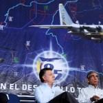 Santos habla de paz pero alienta la guerra