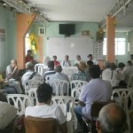 Conferencia de organización del Partido Comunista en Ibagué