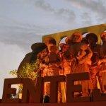 Arte invade espacios de la Fiesta Avante en Portugal