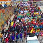 Jornadas de Indignación en Bogotá