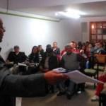 Encuentro de trabajadores del Estado fijó compromiso por paz