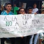 Lucha frontal por la defensa del agua en Tolima
