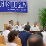 Los diálogos de La Habana en 2015